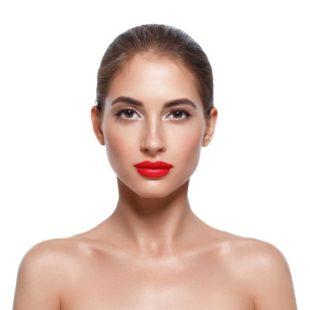 Just Gold Matte Lipstick