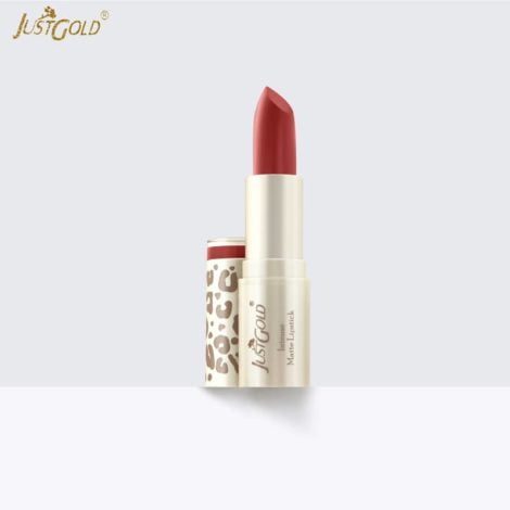 Just Gold Intense Matte Lipstick